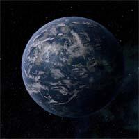 Эта дальняя планета, имя которой было дано в честь ученой азари, находилась в списке запрещенных ретрансляторов, которые ведут в неисследованные районы космоса. Немногочисленные полученные с автономного зонда данные касаются двух планет, вращающихся вокруг белого карлика.
