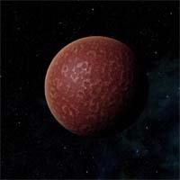 Айтарус - крупная каменная планета на орбите звезды класса F. Она постоянно подвергается воздействию радиации, сильной гравитации и тектонической активности. Ее кора состоит в основном из кремния и практической ценности не имеет