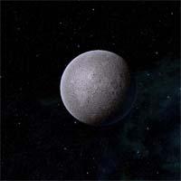 """Добровольский - еще одна безатмосферная каменная планета размером с Землю. Здесь находится база """"Алтайских горнопромышленников"""", местной компании, известной своими успехами в очистке нулевого элемента"""