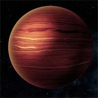 Дума - обычный водородно-гелиевый гигант, на поверхности которого дуют чудовищные ветры со скоростью 1900 км/ч. У планеты 51 спутник, включая луну Анафель, обладающую биологическим потенциалом. Считается, что Дума, как и похожая на нее планета Элои, изначально не находился в системе, но была притянута гравитацией ее звезды.