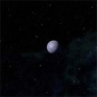 Фарлас - один из трех астероидов, сформировавшихся вокруг ядра из нулевого элемента. На нем проще всего вести добычу ценного материала. Кора Фарласа состоит из углеродистых соединений, минералов, содержащих воду, и органического углерода в виде герогена. В настоящий момент астероид окружен кварианскими кораблями, добывающими топливо для Флота.