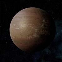 Гей-Хинном практически лишена атмосферы, приливы и отливы вызываются притяжением красного карлика, на орбите которого находится планета. Это первая планета, на которой было обнаружено кладбище протеан