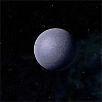 Комаров, планета размером с Землю, находится в системе Памяти ближе всего к звезде. У нее почти нет атмосферы, но это не помешало провести зондирование, которое выявило наличие иридия в коре планеты.