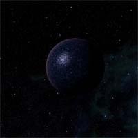 Планета Логасири лишь немногим больше каменноугольного астероида. Ее кора состоит из толстого слоя углерода, а в атмосфере наблюдаются следы двуокиси углерода и гелия. Ее поверхность достаточно холодна, чтобы на ней могла находиться вода в жидком состоянии, но она быстро высыхает: после потери критической массы планета неспособна поддерживать постоянный круговорот воды в природе.
