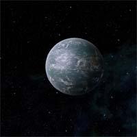 Лорек - редчайший образец обитаемой планеты, вращающейся вокруг красного карлика. Первоначально это была колония азари, называвшаяся Эсан, но в 1913 году ее поглотила Батарианская Гегемония, вызвав при этом галактический скандал.