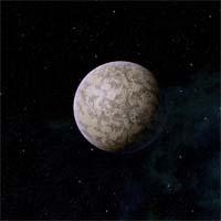 Атмосферу планеты Сетор не назовешь дружелюбной. Ее поверхность сканировали с орбиты, но из-за ужасающей жары никто так и не решился на посадку. В азотной атмосфере содержится неожиданно большой процент этана, который скапливается в карманах у поверхности