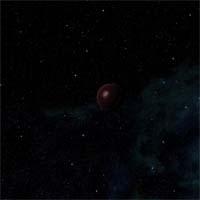 Шасу - карликовая планета. Существует теория, что она откололась от Агнина после столкновения с другим планетоидом.