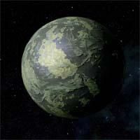 Тарита в целом похожа на Землю, за исключением относительно высокого содержания хлора в атмосфере, из-за чего при взгляде на горизонт отчетливо заметен зеленый отлив
