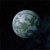 Поверхность Теонакса покрыта водяными и аммиачно-гидратными льдами, которые выбрасывает на поверхность криовулканическими процессами. Размер и плотность планеты указывают на наличие у нее в ядре тяжелых элементов.
