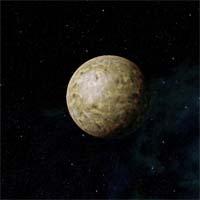 Юнтанта чрезвычайно похожа на Землю. Расстояние до центра орбиты примерно такое же, и, несмотря на больший размер Юнтанты, меньшая плотность позволяет иметь близкую массу, атмосферное давление и гравитацию.