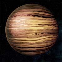 Урдак имеет низкую орбиту; среднее разделение в двойных системах коричневых карликов обычно равняется 8 астрономическим единицам