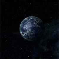 Ута расположена на орбите звезды класса F, которая непрерывно облучает планету ультрафиолетом и гамма-лучами. Не лучший выбор места для приземления.