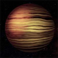 Узин назван в честь одного из множества кроганских богов возмездия. Это газовый гигант, настолько близкий к оранжевому солнцу, что все его спутники непригодны для жизни.