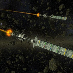 Nexus: The Jupiter Incident. Ship/