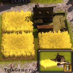 Предприятие зерновая ферма