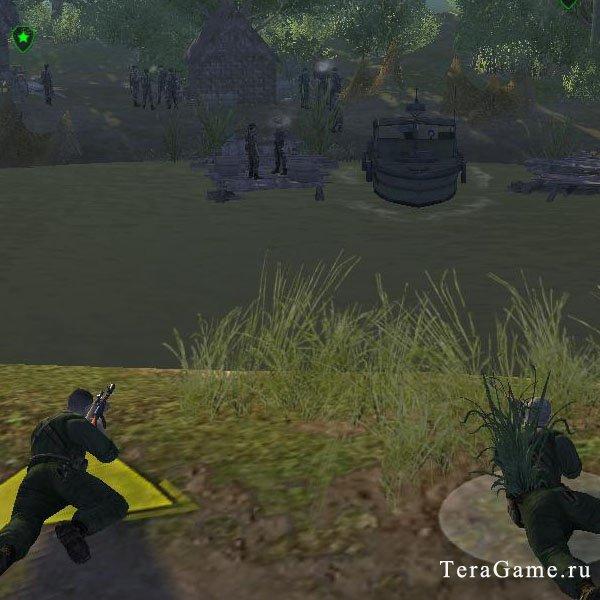 В Тылу Врага 2 кряк