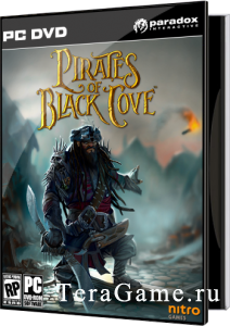 Pirates of Black Cove Описание Часть 01