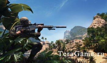 Снайпер Воин призрак 2 Полное прохождение игры Часть 03