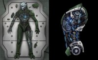 Xenonauts Виды пришельцев Часть 2